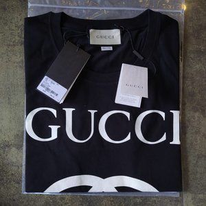 Gucci Print Casual T-Shirt